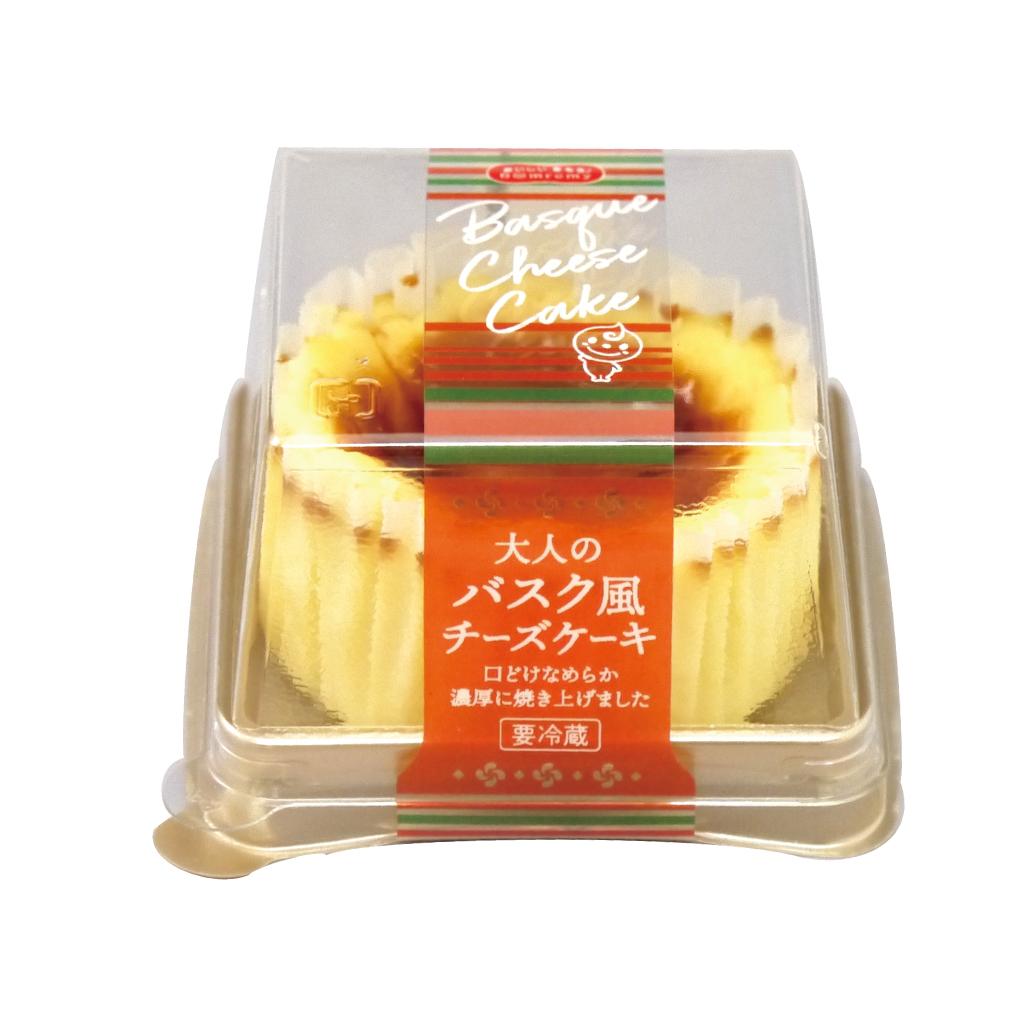 バスク 風 チーズ ケーキ